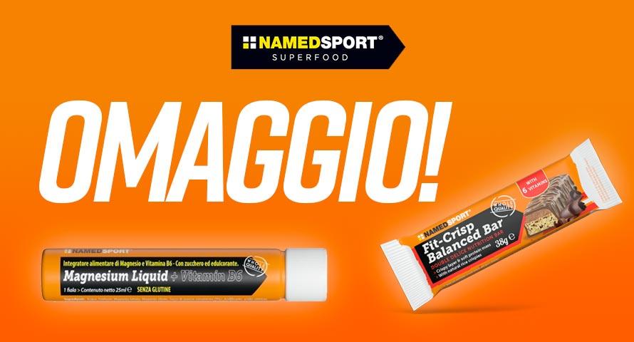 promo named gambacicli omaggio
