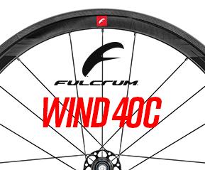 fulcrum wind 40c