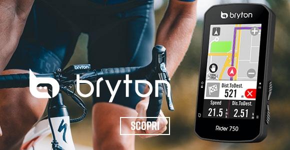 Ciclocomputer GPS Bryton