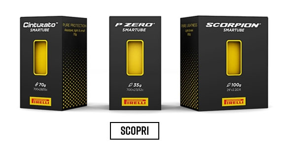 Pirelli camera d'aria smartube