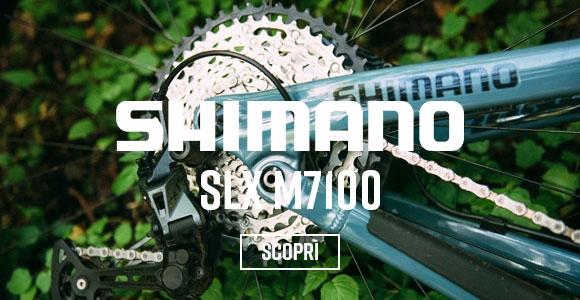 Shimano SLX M7100 Gruppo MTB 12v