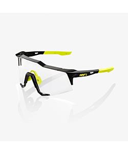 100% Speedcraft Gloss Black / Photochromic