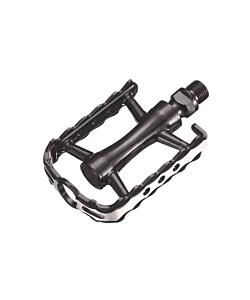 MVTek Coppia Pedali MTB in Alluminio Black