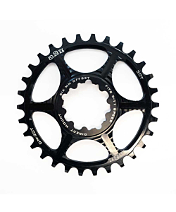 A2Z Direct Mount 6mm Offset Chainring