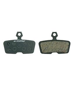 Alligator Code R / Guide RE Semi-metallic Pads