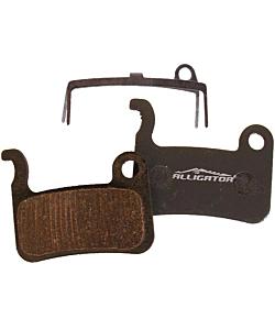 Alligator Shimano XTR / XT / LX Semi-Metallic Pads