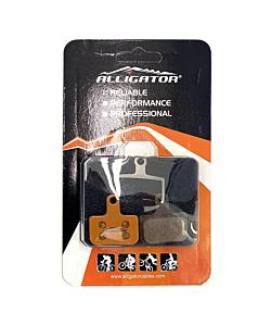 Alligator Sram Sram 2P Red / Force / Level / Elixir Organic Disc Brake Pads