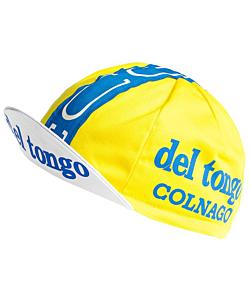 Del Tongo Vintage Cycling Cap