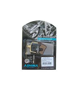 Ashima Hope M4 Semi-Metallic Pads