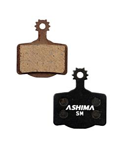 Ashima Magura MT2-MT8 Semi-Metallic Pads