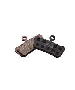 Avid OEM Organic Disc Brake Pads for Guide / Avid X0 Trail
