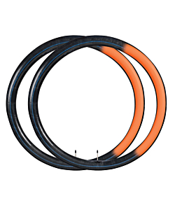 """Barbieri Anaconda FIT 27,5"""" 2x Inner Tubes with Integrated Foam"""