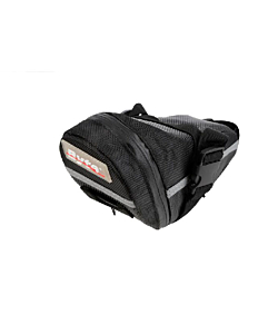 Byte One Saddle Bag with Zip