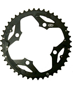 Shimano Deore M530 Chainring 48 Black