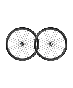 Campagnolo Bora WTO 45 DB Dark Brake Road Wheels