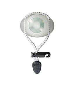 Cateye Loop LED con Fissaggio con Elastico