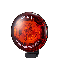 Cateye Wearable Mini SL-WA10 Clip On Light