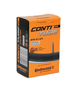 """Continental MTB 29"""" Light Tube Presta Valve 42mm"""