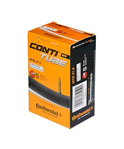 """Continental MTB 27,5"""" Tube Presta Valve 42mm"""