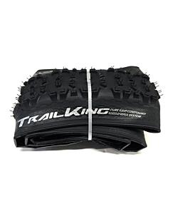 "Continental Trail King 29"" Performance Silver MTB Tire"
