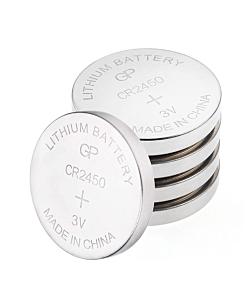 Batteria a bottone CR2450 3V Lithium