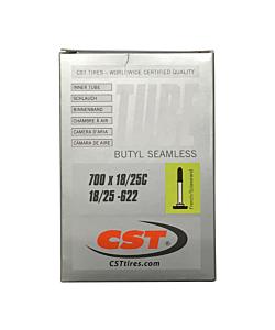 CST 700x18/25c Inner Tube 40mm Presta Valve