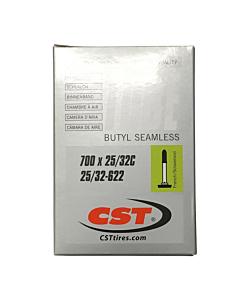 CST 700x25/32c Inner Tube 48mm Presta Valve