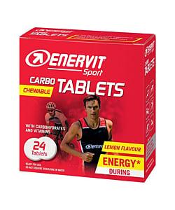 Enervit Sport Carbo Energy Tablets 20x4gr.