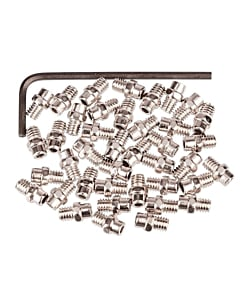 Exustar Replacement Pin Kit for Am-Fr-Dh Pedals - Color Silver