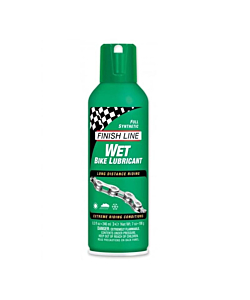 Finish Line Cross-Country Wet Spray Lubricant 246ml