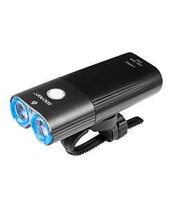 Gaciron V9D-1800 Dual LED Bicycle Headlight