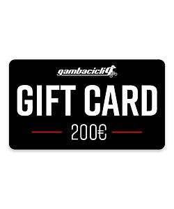 Gambacicli Gift Voucher 200€