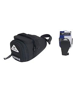 Force Saddle Bag Zip