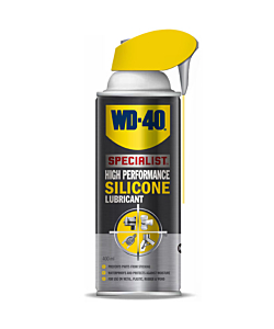 WD-40 Silicone Lubricant 400 ml