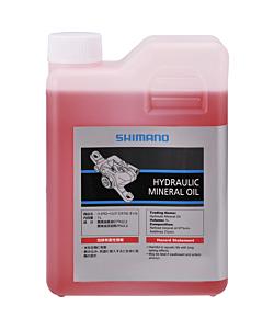 Shimano Hydraulic Mineral Oil 1 Litre Bottle