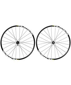 "Mavic Crossride FTS-X 26"" MTB Wheelset"