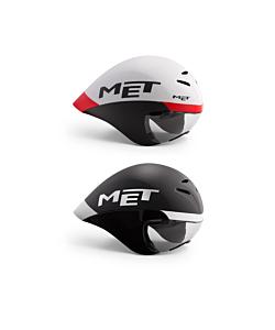MET Drone Wide Body Road/TT Helmet