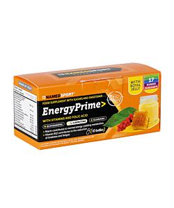 Named EnergyPrime Supplement (10 Vials)