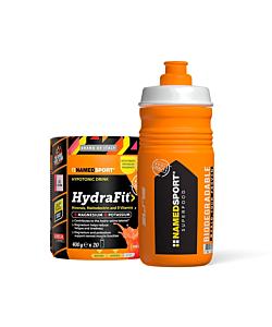 Named Sport HydraFit 400gr + Borraccia Elite Bio Omaggio