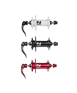 Novatec D711SB Superlight Convertible Front Hub