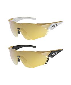 NRC X1RR Gold Experience Cycling Glasses