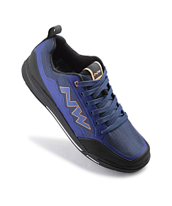 Northwave Clan Flat MTB Shoes Blue / Orange
