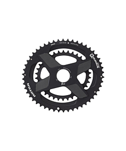 Rotor Q Spidering Aldhu 3D+ Oval Chainrings