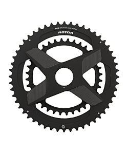 Rotor DM Spidering NoQ Double Chainring