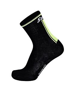 Santini SP652WINPRL Primaloft Winter Socks
