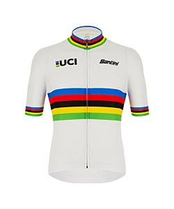Santini UCI Campione del Mondo Maglia Estiva