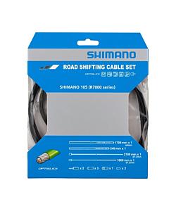 Shimano 105 R7000 Road Shifting Cable Set