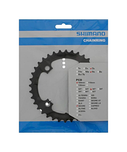 Shimano Deore M590 Chainring (32/36)