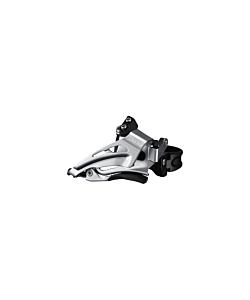 Shimano Deore FD-M618-L 2x10s Front Derailleur Top Swing