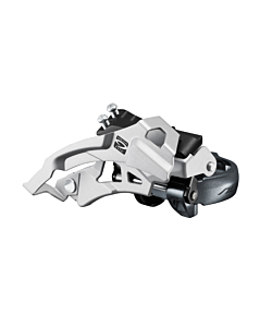 Shimano Alivio FD-M3100 Front Derailleur Middle Clamp Sideswing 3x9s